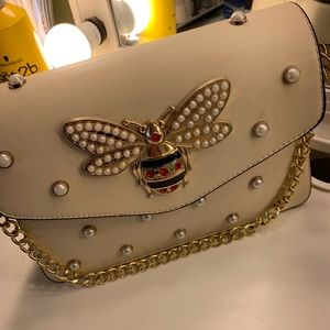 Gucci butterfly look alike purse